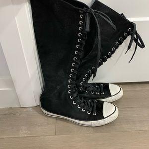 Converse High sneaker boots